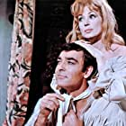 Richard Johnson and Lilli Palmer in The Amorous Adventures of Moll Flanders (1965)