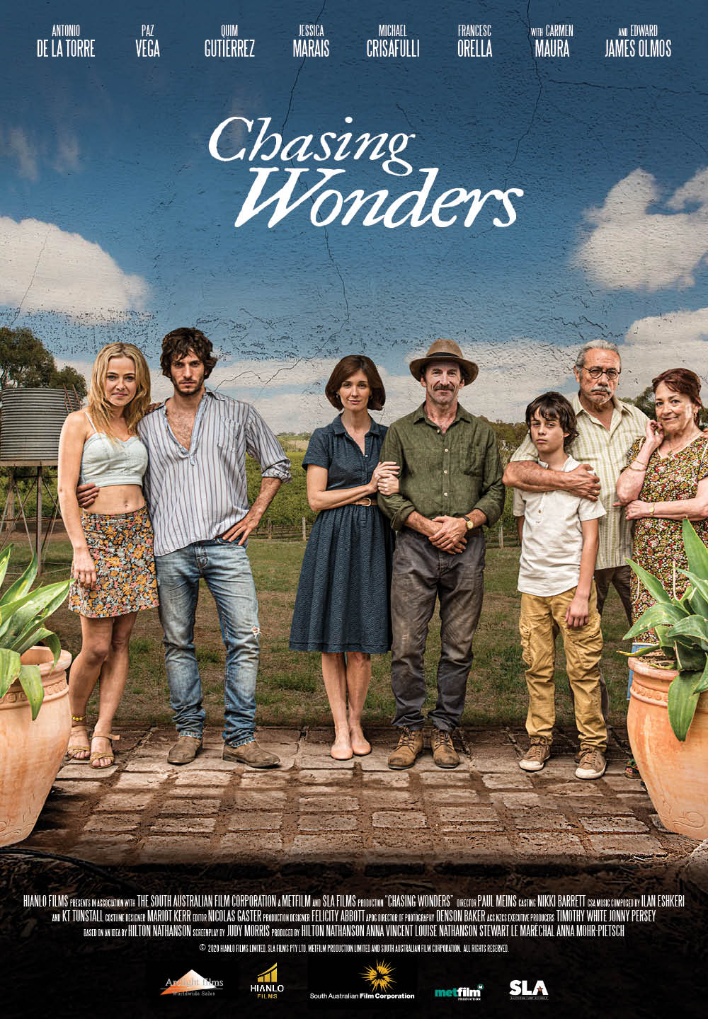 watch Chasing Wonders on soap2day