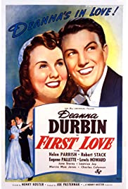 First Love (1939) Poster - Movie Forum, Cast, Reviews