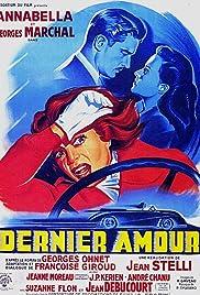 Dernier amour Poster