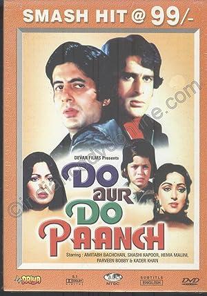 Gyandev Agnihotri (story) Do Aur Do Paanch Movie