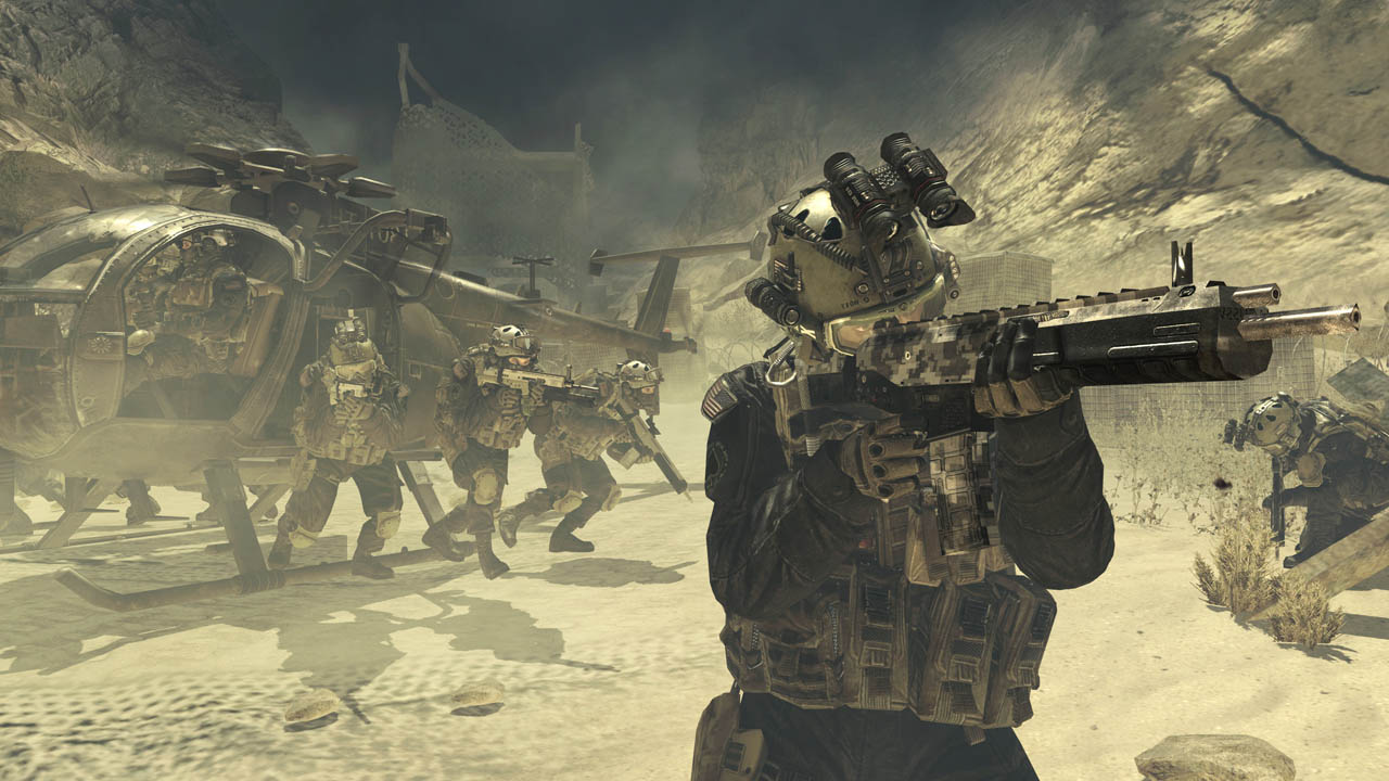 Call of Duty: Modern Warfare 2 (Video Game 2009) - Photo