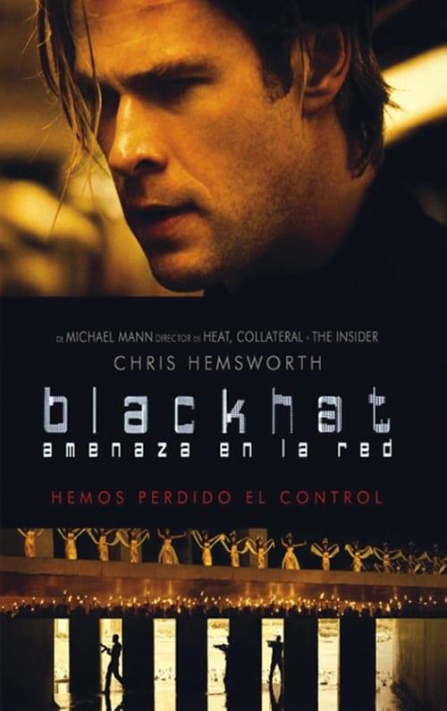 Blackhat (2015) Hindi Dubbed