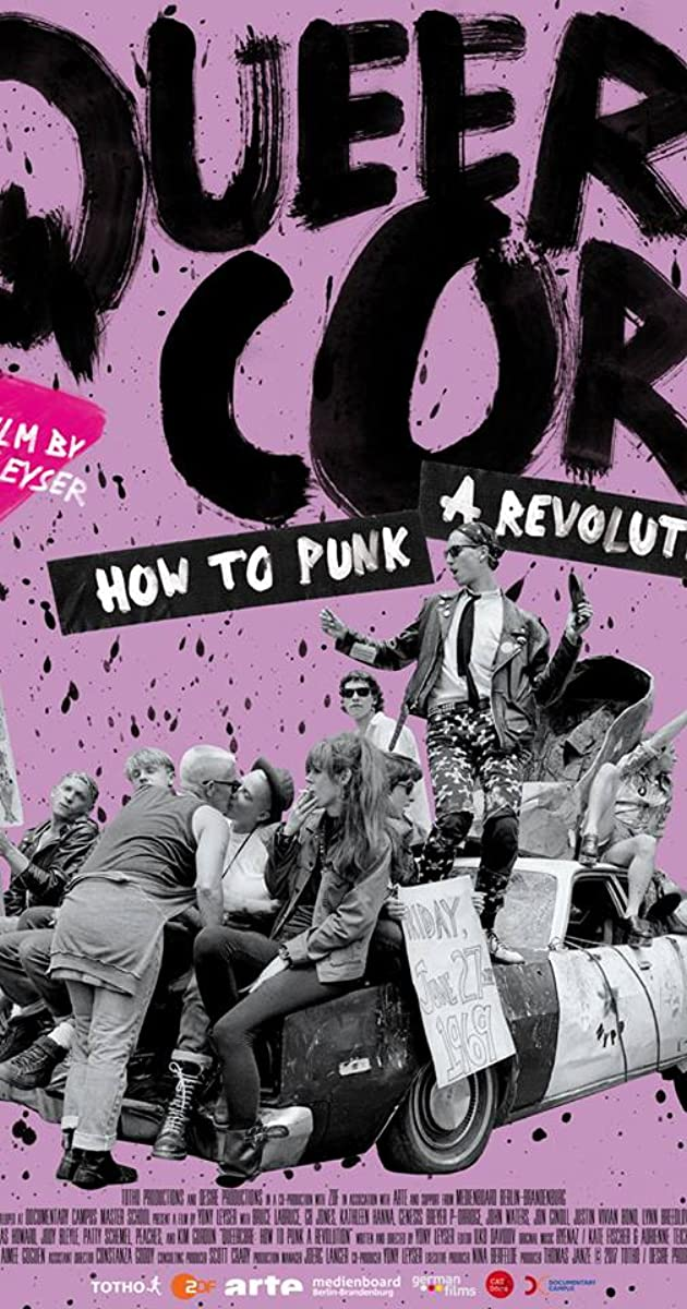 Subtitle of Queercore: How to Punk a Revolution