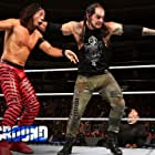 Shinsuke Nakamura and Tom Pestock in WWE: Battleground (2017)