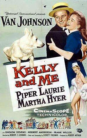 Robert Z. Leonard Kelly and Me Movie