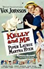 Kelly and Me (1956) Poster