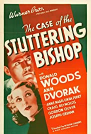 The Case of the Stuttering Bishop(1937) Poster - Movie Forum, Cast, Reviews
