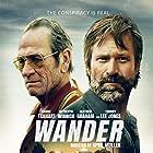Tommy Lee Jones and Aaron Eckhart in Wander (2020)