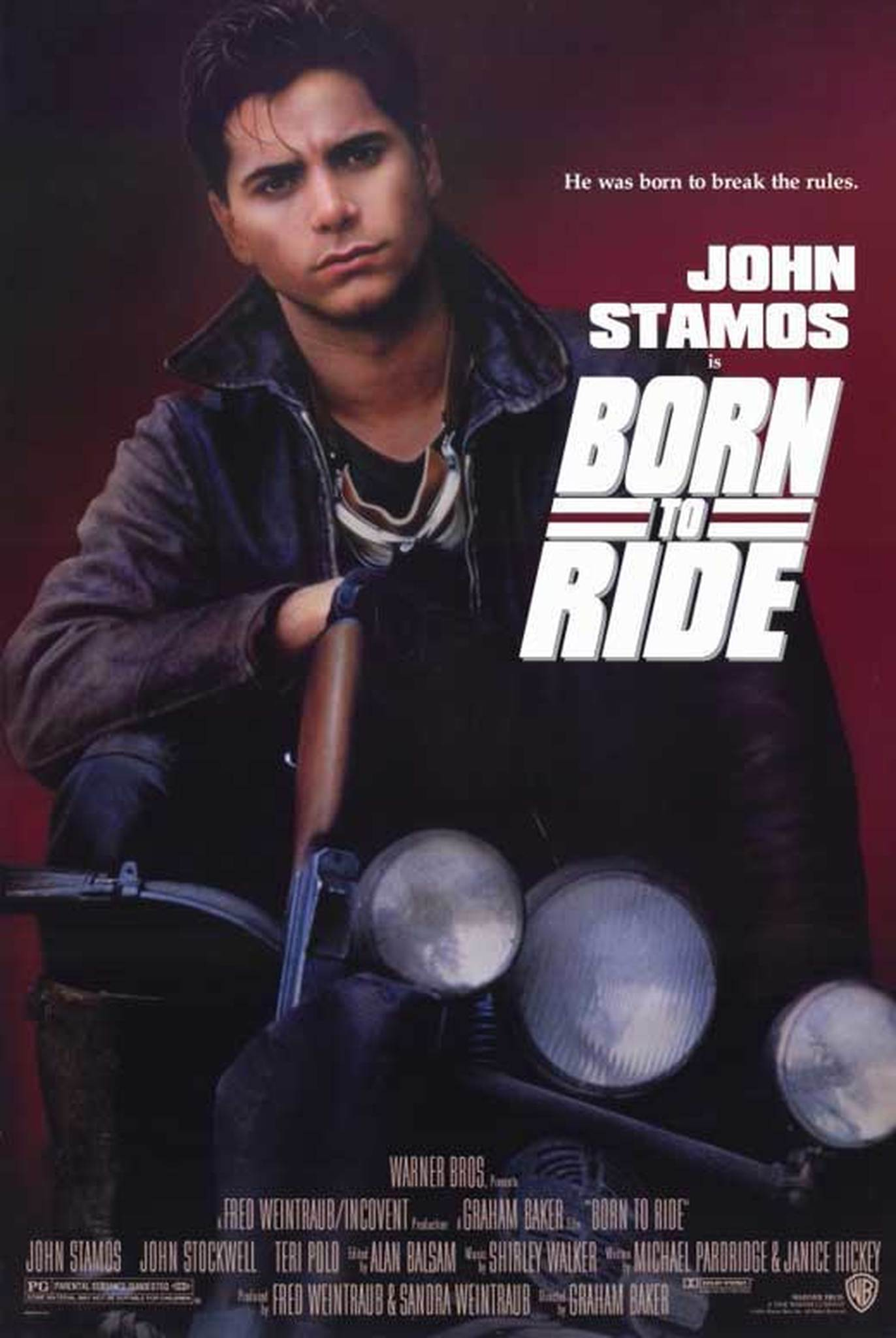 watch born to ride 1991 online free