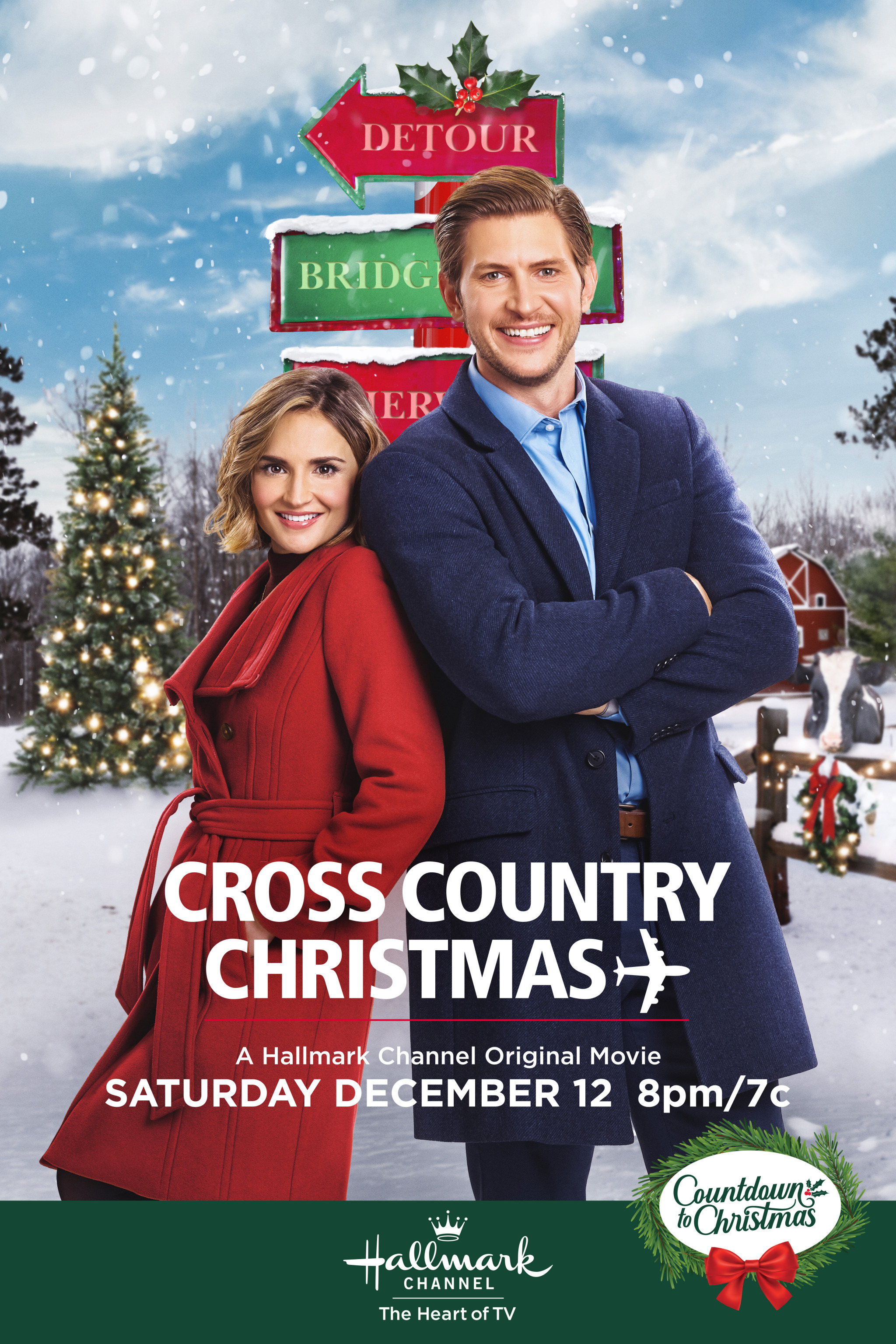 watch Cross Country Christmas on soap2day