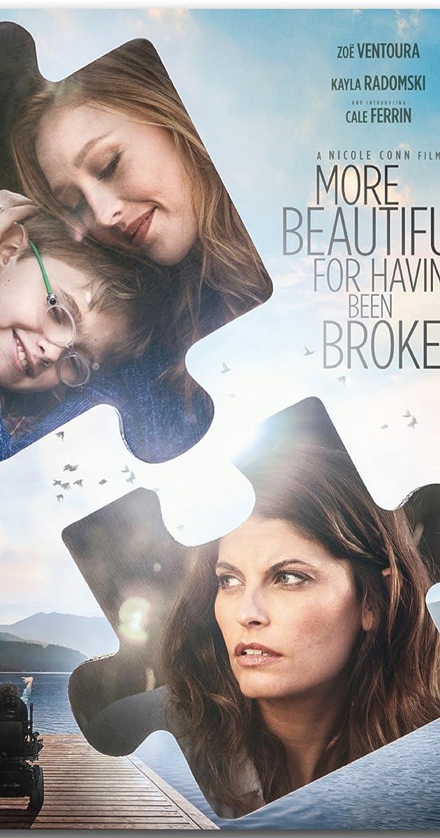 Subtitle of More Beautiful for Having Been Broken