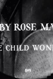 Baby Rose Marie the Child Wonder Poster