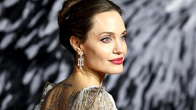 Angelina Jolie preparing to relocate to London?