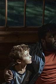 Jason David and Jonathan Langdon in Bruce Wayne McQueen (2020)