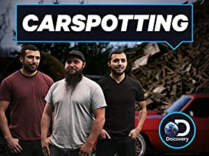 Where to stream Carspotting