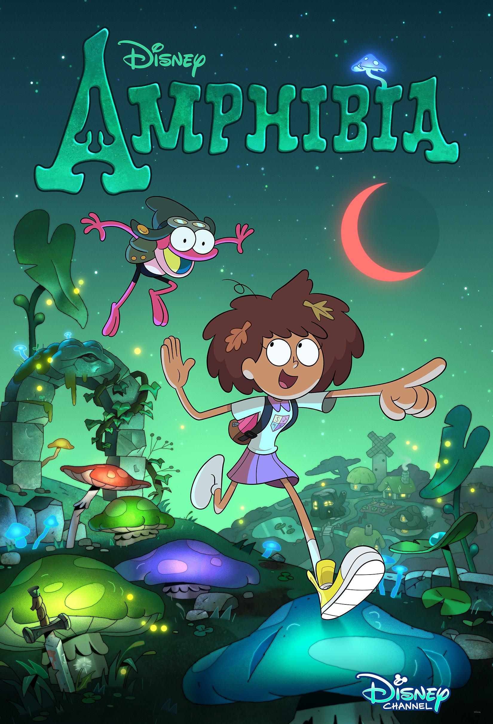 Amphibia Season 1 COMPLETE WEBRip 720p