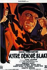 Votre dévoué Blake Poster