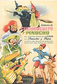 Primary photo for Aventuras de Cucuruchito y Pinocho