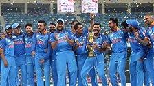 Finale della Coppa d'Asia 2018: India v Bangladesh