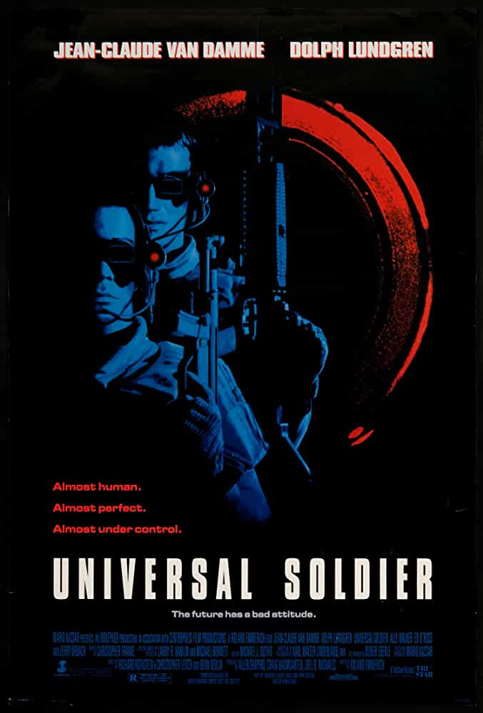 Universal Soldier (1992) Blu-Ray 480p 720p 1080p Dual Audio [Hindi & English] x264