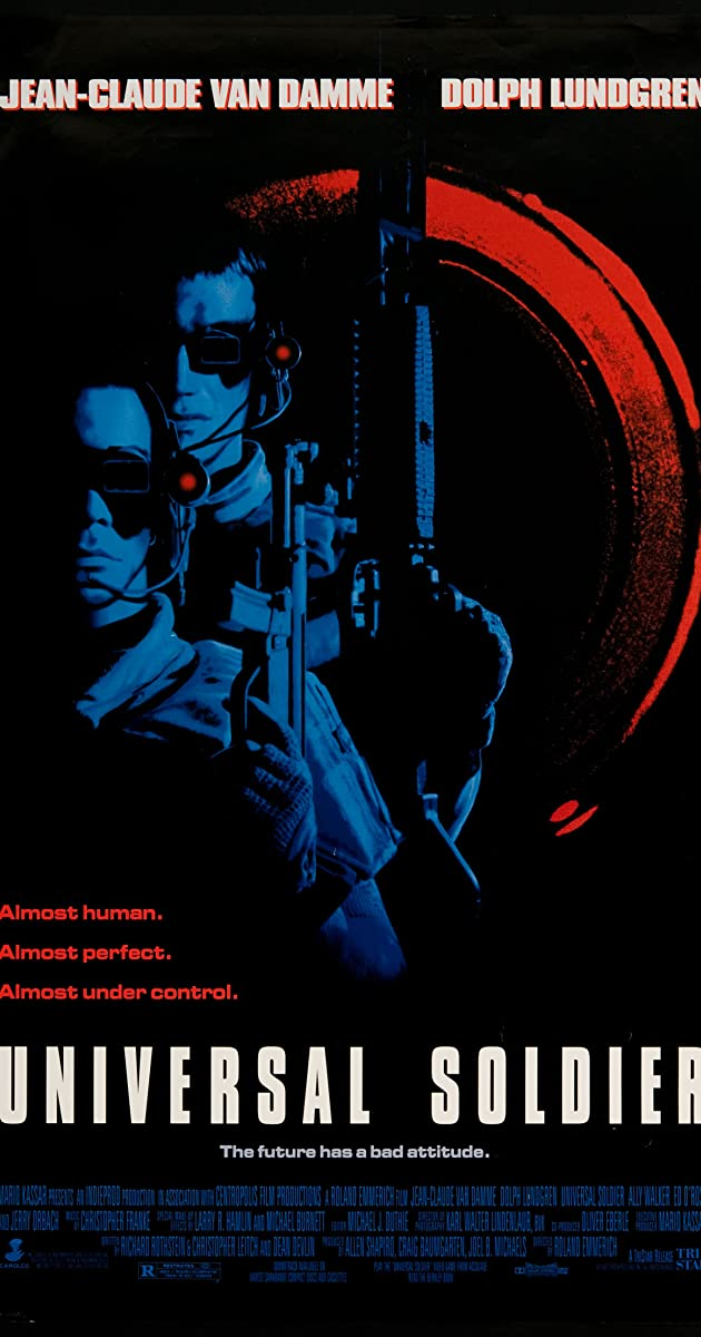 Subtitle of Universal Soldier