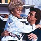 Rico Rönnbäck and Christina Schollin in Varuhuset (1987)