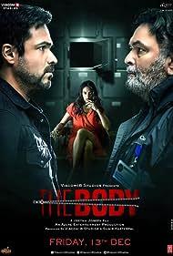 Rishi Kapoor, Emraan Hashmi, and Sobhita Dhulipala in The Body (2019)