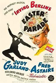 Easter Parade (1948) Poster - Movie Forum, Cast, Reviews