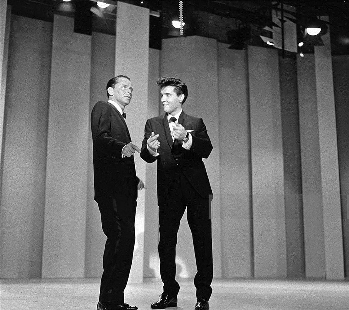 Sinatra & Elvis Image Two