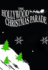 88th Annual Hollywood Christmas Parade Poster