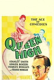 Queen High Poster