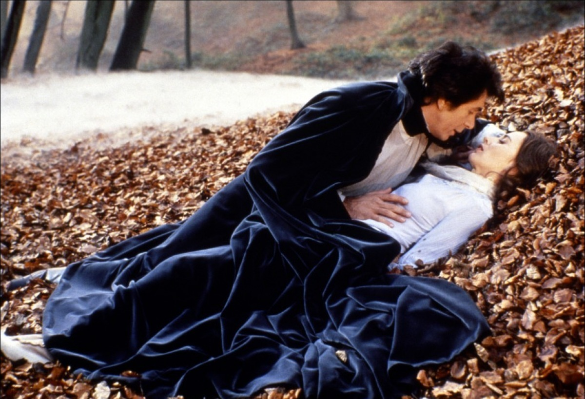 Frank Langella and Kate Nelligan in Dracula (1979)