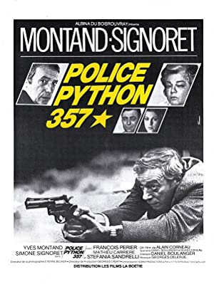 Police Python 357 poster