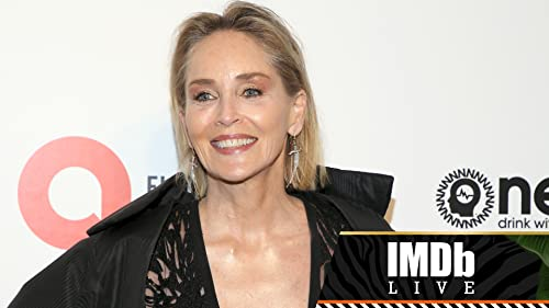 Sharon Stone Uses Her Voice to Promote AIDS Awareness