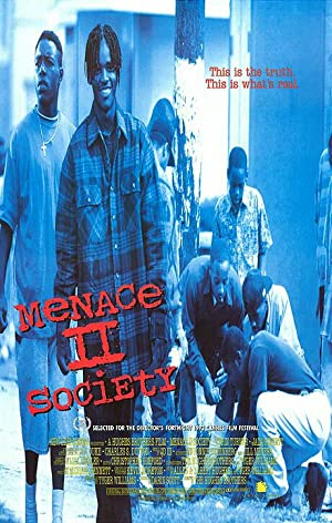 Menace to Society Poster