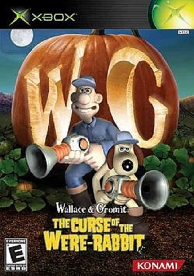Wallace Gromit The Curse Of The Were Rabbit Video Game 2005 Imdb