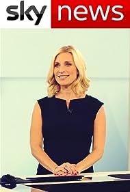 Sarah Hewson in Sky News with Sarah Hewson (2019)