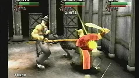 Wu-Tang: Shaolin Style (Video Game 1999) - IMDb