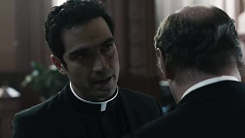 The Exorcist: Father Tomas Learns That St. Anthony Is Being Closed
