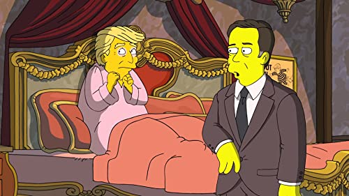 The Simpsons: 125 Days: Donald Trump Makes One Last Try To Patch Things Up With Comey