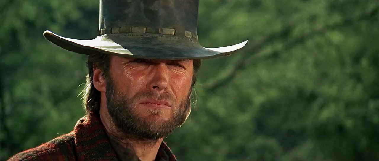 Clint Eastwood in Two Mules for Sister Sara (1970)