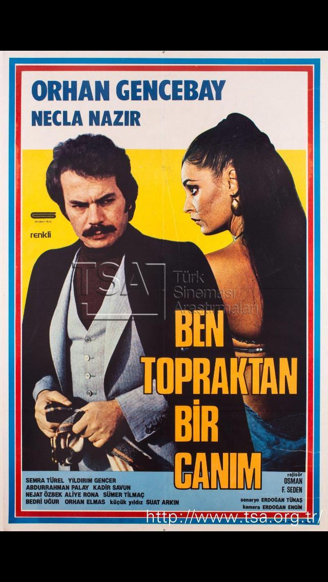Ben topraktan bir canim ((1980))
