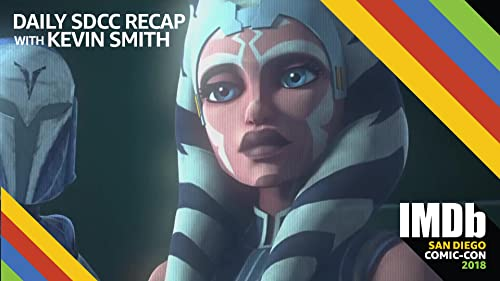 """""""Clone Wars"""" News Tops SDCC Day #1"""