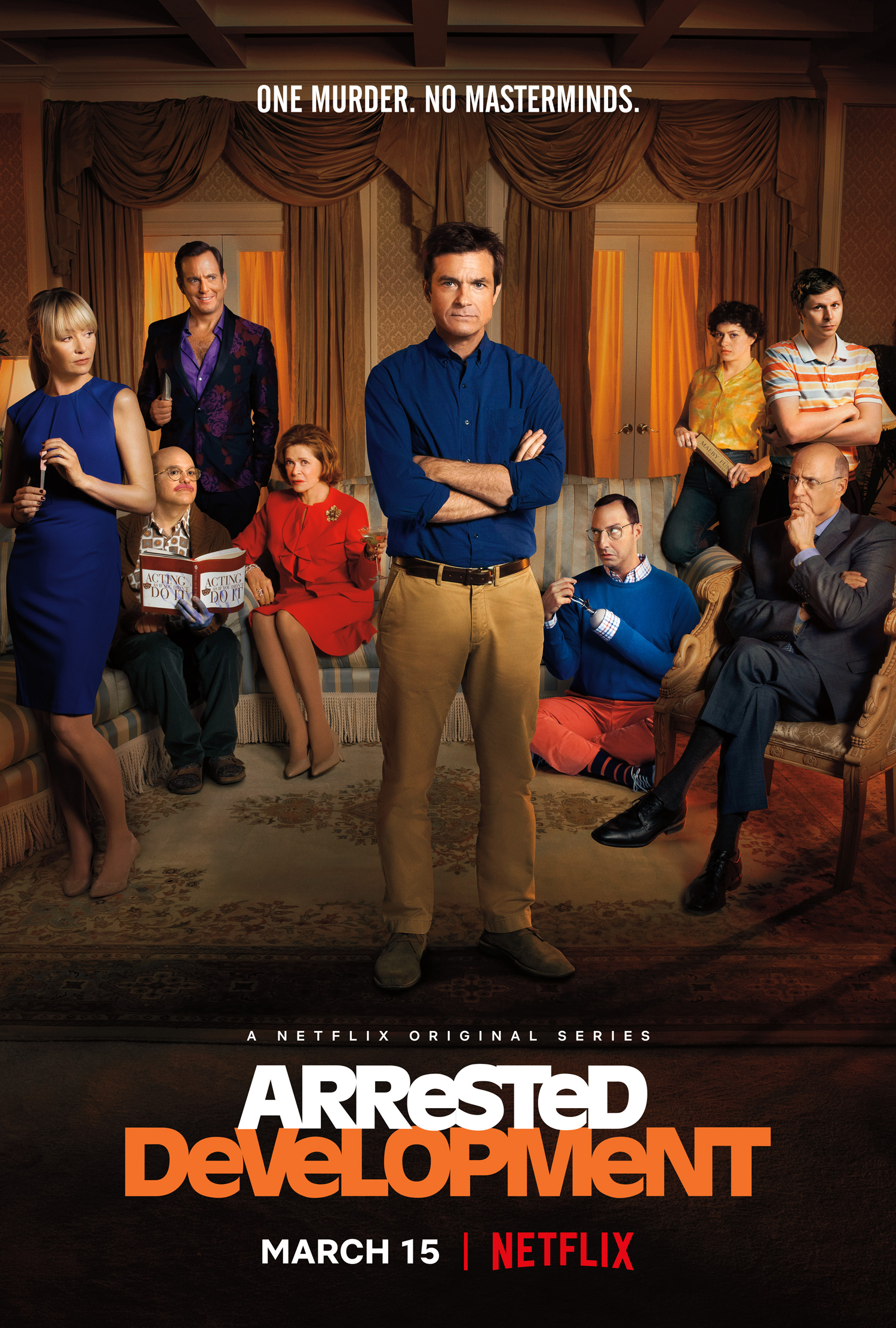 Arrested Development Tv Series 2003 Imdb