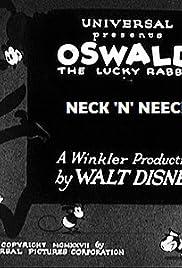 Neck 'n' Neck Poster