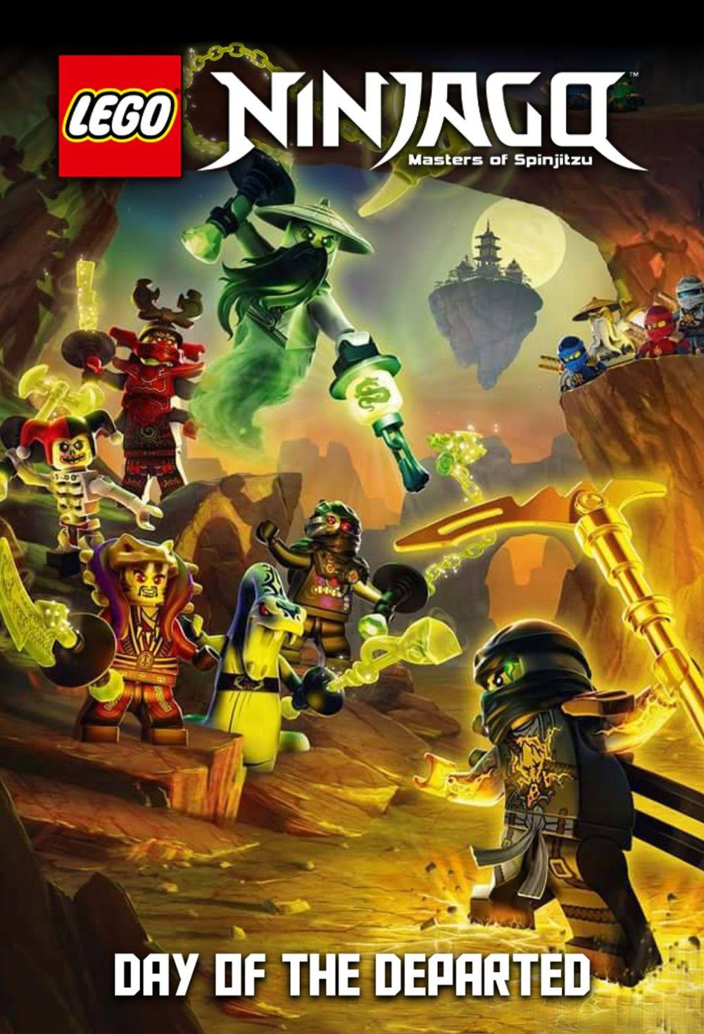 Ninjago: Masters of Spinjitzu - Day of the Departed (TV
