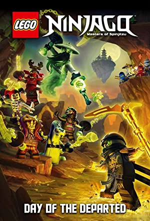 Where to stream Ninjago: Masters of Spinjitzu - Day of the Departed
