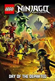 Ninjago: Masters of Spinjitzu - Day of the Departed Poster