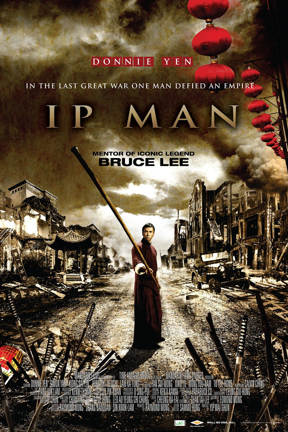 Film ip man 2020